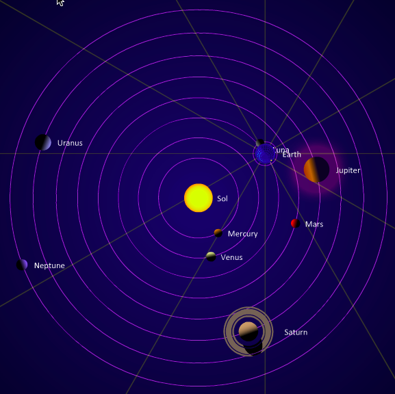 See All Five Visible Planets Together Tomorrow Morning